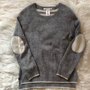 Max Studio cashmere tunic sweater